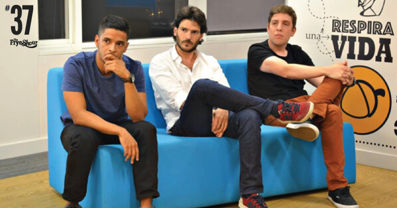 The Frye Show Podcast sobre Emprendedores
