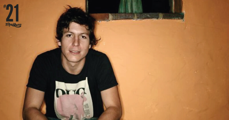 Alejandro Riaño Podcast sobre Comedia