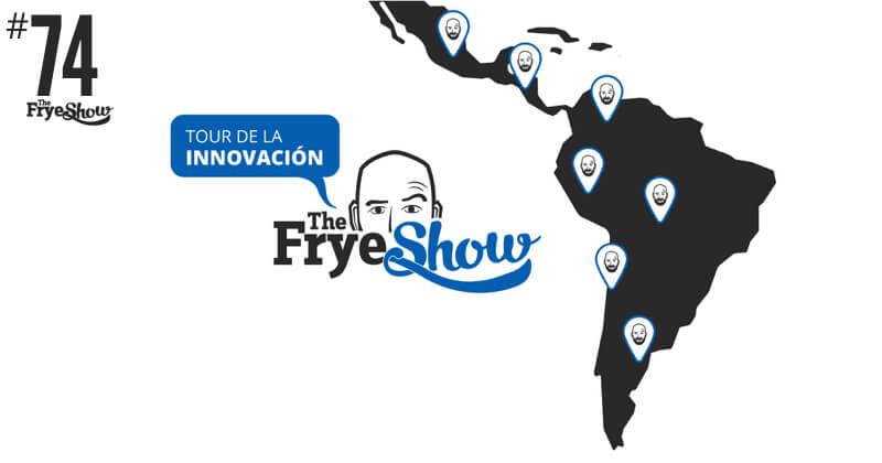 Tour de la Innovación Podcast sobre la Innovación