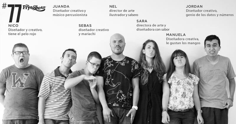 Nel y La Casa De Carlota Podcast sobre Diseño Social, y la Creatividad