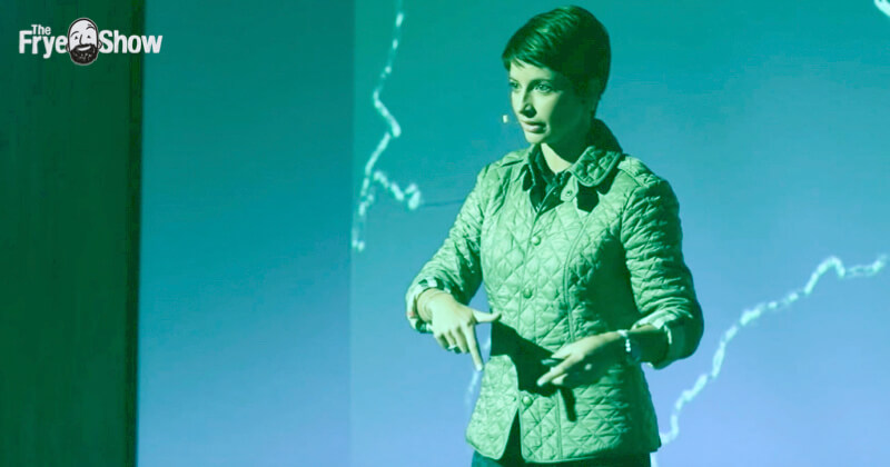 Angela Gómez Montoya podcast sobre Innovación
